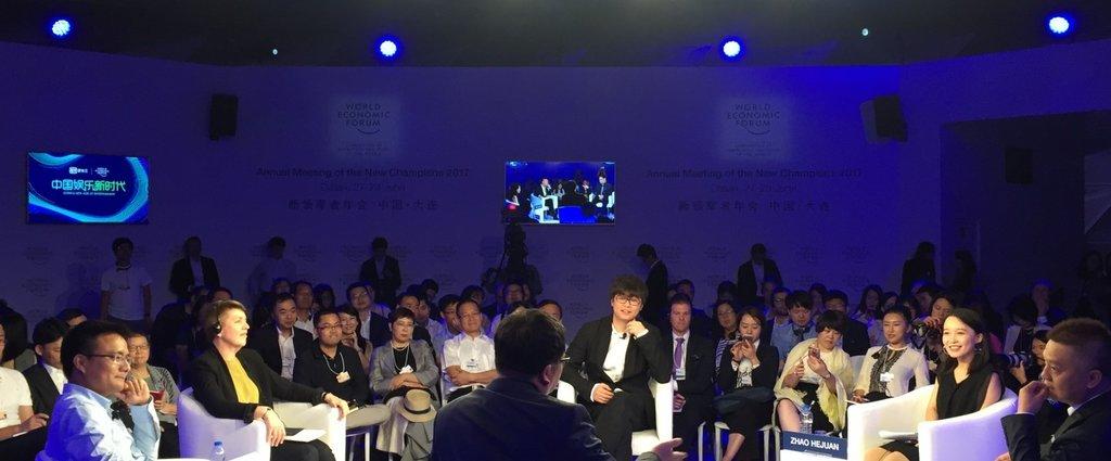 """钛媒体创始人赵何娟:技术确实在改变娱乐产业,但""""小鲜肉""""也需职业化"""