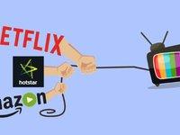 印度流媒体之争: Netflix专注喜剧,亚马逊后来居上