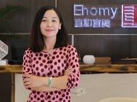 """当家装产业遇上消费升级,这位女 CEO 认为""""全屋软装定制""""才是方向"""
