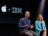 苹果应该并购IBM?这可能只是个笑话