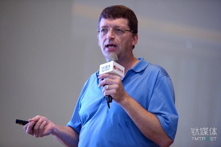 卡耐基梅隆大学计算机系教授、德扑AI之父 Tuomas Sandholm