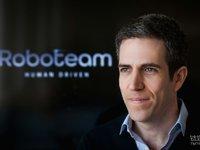 军用机器人之后 ,以色列公司Roboteam将目标瞄准了家庭