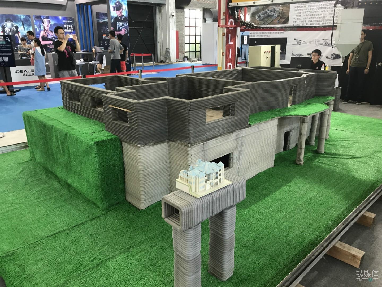 3D打印城堡,和我们一起来见证奇迹!