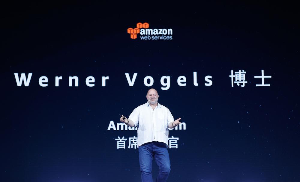 亚马逊CTO Werner Vogels:研究AI超过20年的AWS,怎样赢得这场人工智能竞争?
