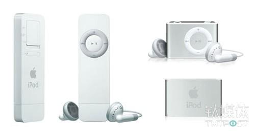 第一代 iPod_shuffle