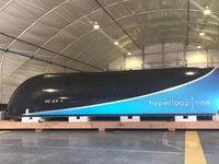 【钛晨报】超级高铁Hyperloop One首次进行全真空测试,但全程只有5.3秒
