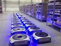 物流机器人公司Geek+完成6000万美元融资,物流行业正变成高科技产业 | 钛快讯