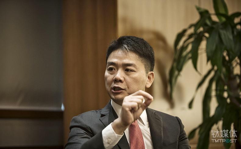 京东CEO刘强东:公司成功和失败永远是团队的问题-钛媒体官方网站