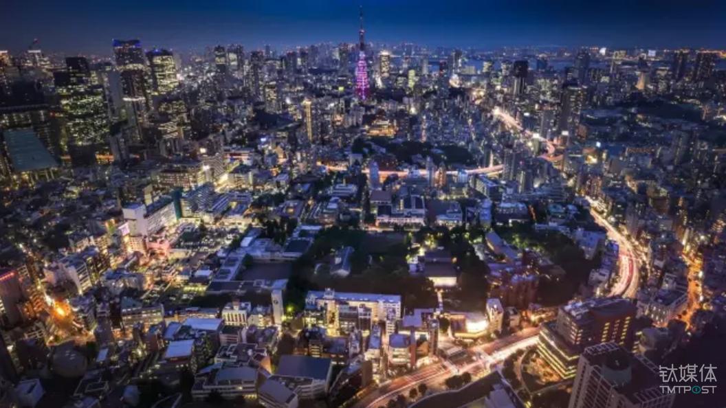 据2014年统计数据,超大型城市东京的人口密度为6106人/平方公里,高于北京的1311人/平方公里。