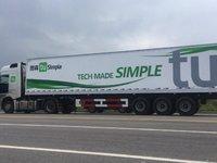 英伟达首次投资中国团队图森未来,押注无人驾驶货运行业