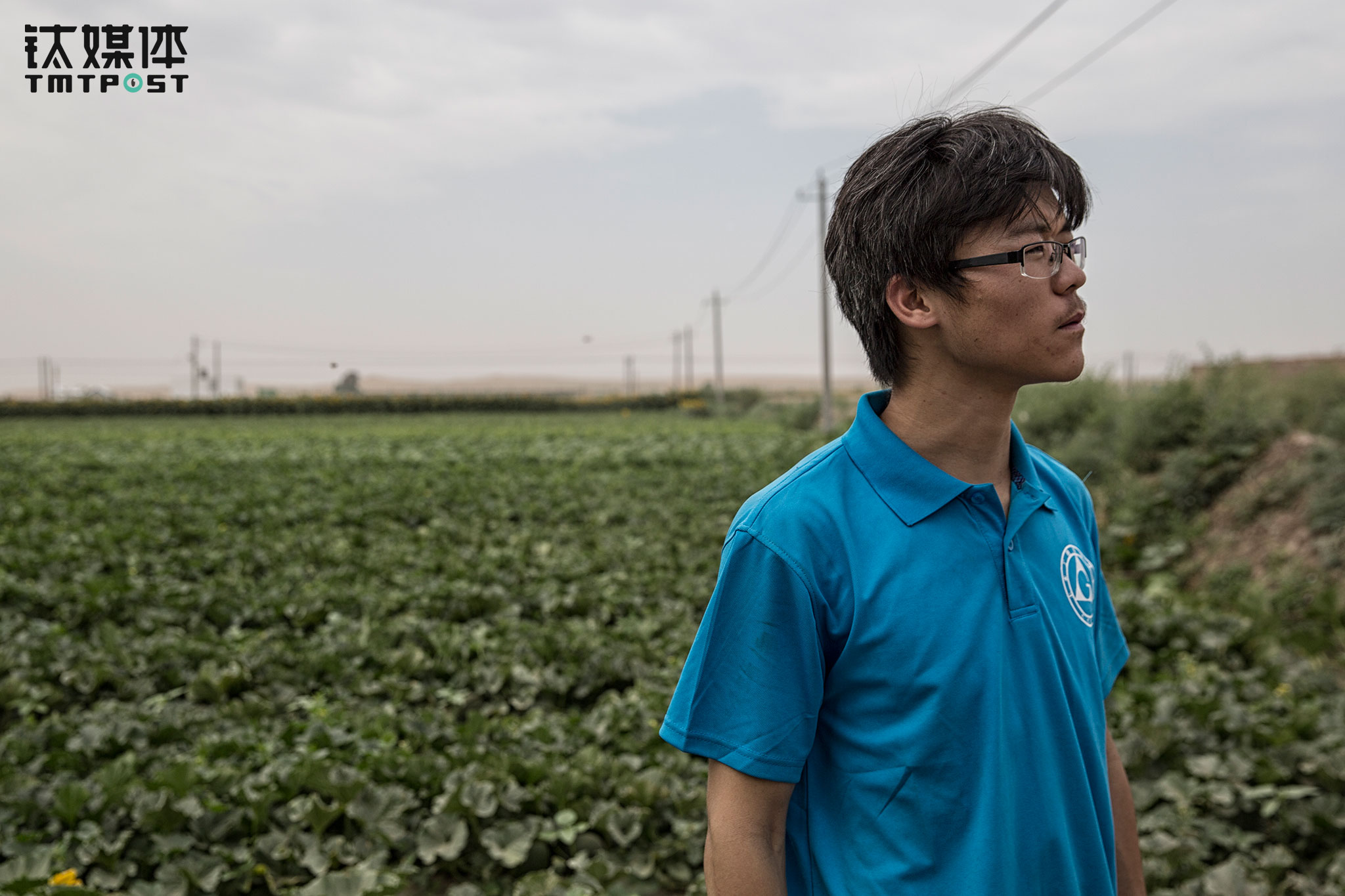 """I will be graduating in three years and will start working. Then my father won't have to work on the farm,"" Li Sheng believed that his home has great melons many diligent people, and therefore there must be development potential. ""If I had the power in the future, I would come back to build roads and grow trees. I want to make my home's environment better to let more people know this place better. I want to attract more people to our home, young people like me to come back and build their home."""