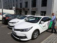 滴滴与移动出行企业Taxify战略合作,拓展欧非市场,协作研发智能交通 | 钛快讯