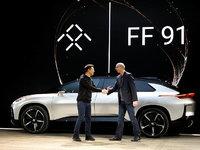 法拉第未来在加州租下了前轮胎工厂,作为FF91的生产工厂