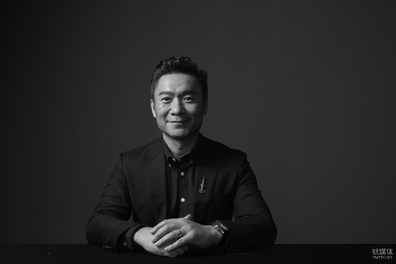 新浪体育总经理魏江雷
