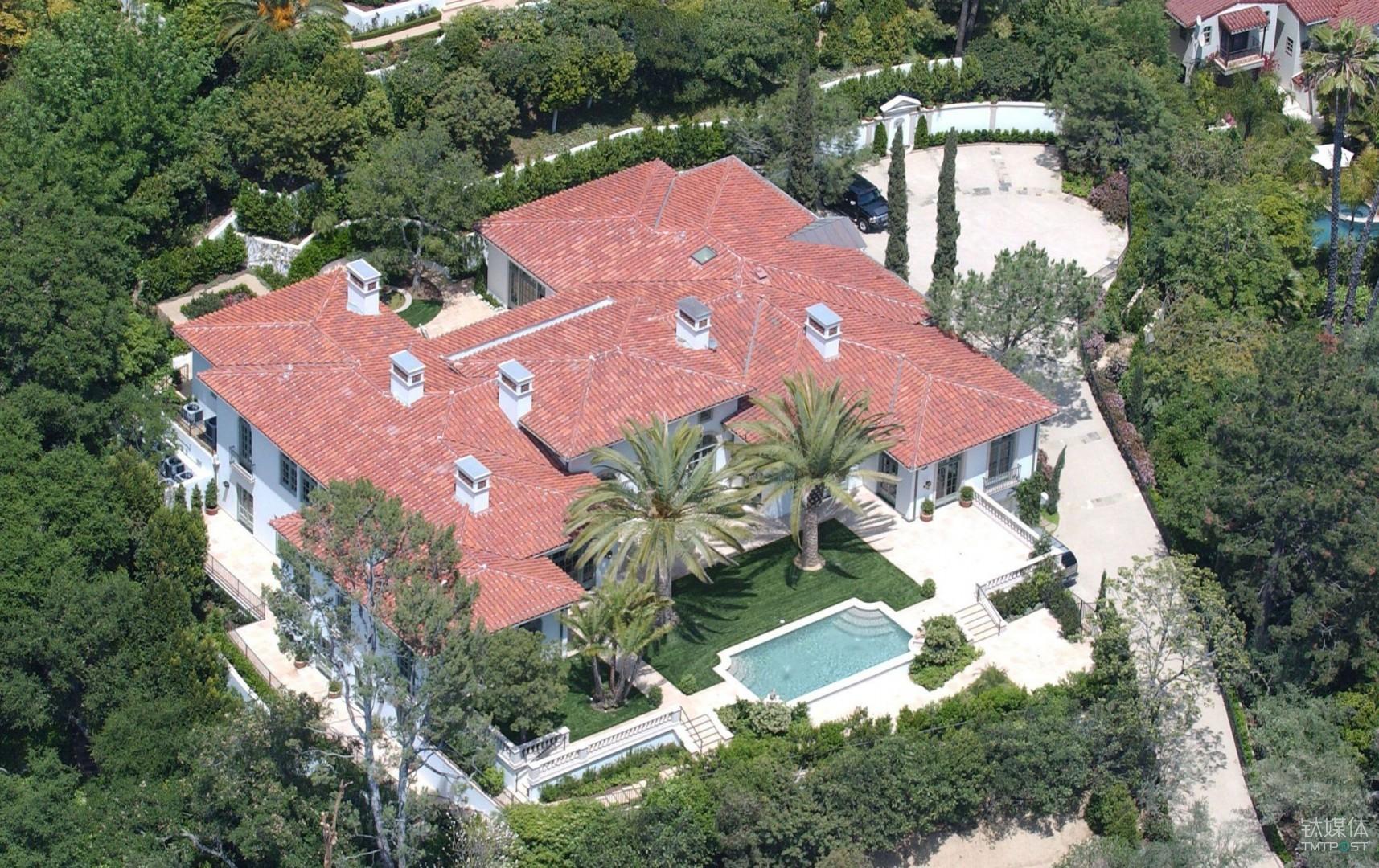 贝克汉姆位于洛杉矶的宅邸