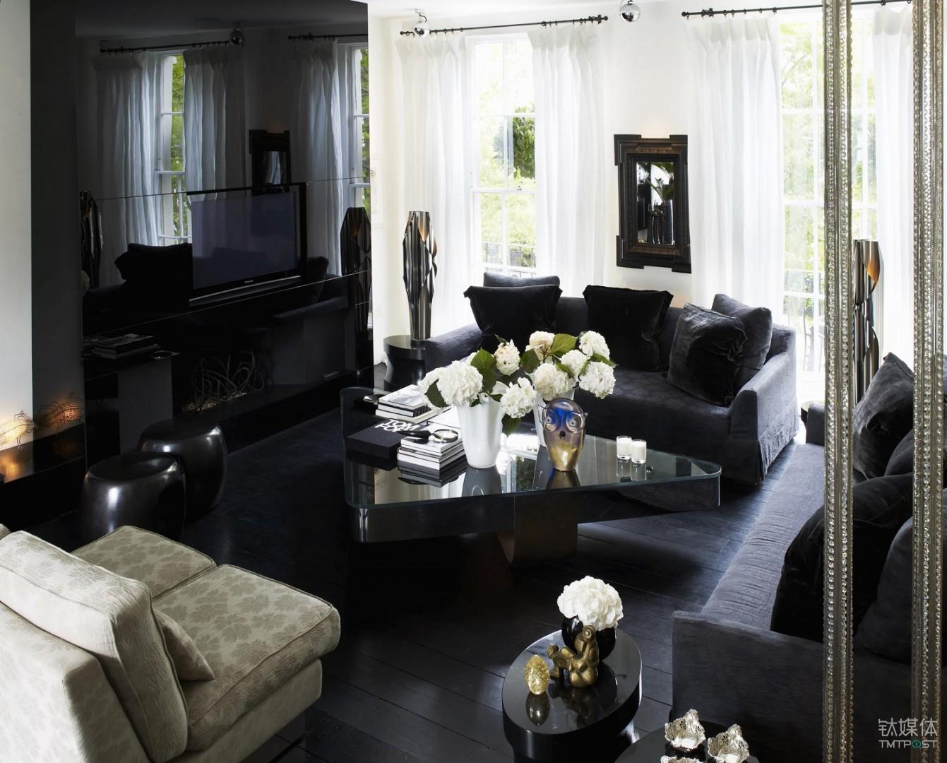 凯莉·赫本的室内设计
