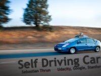 谷歌无人车之父谈未来自动驾驶,今后10%的工作可能被改变