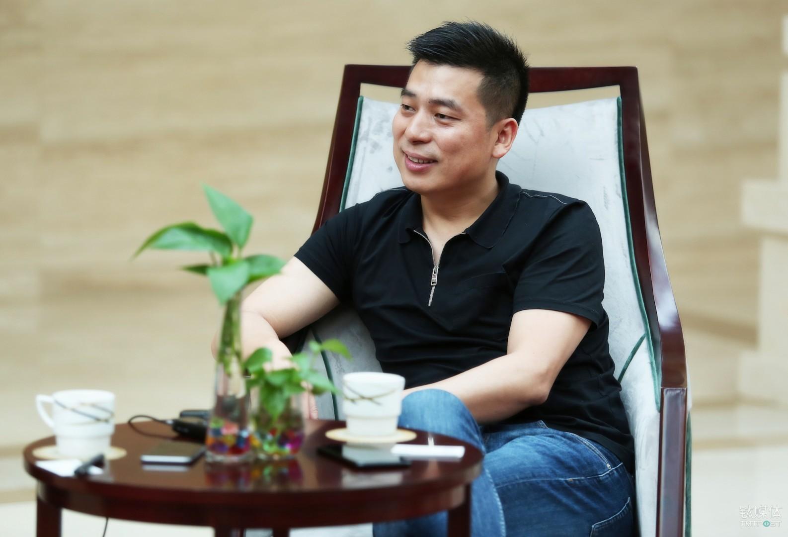 暴风统帅 CEO 刘耀平