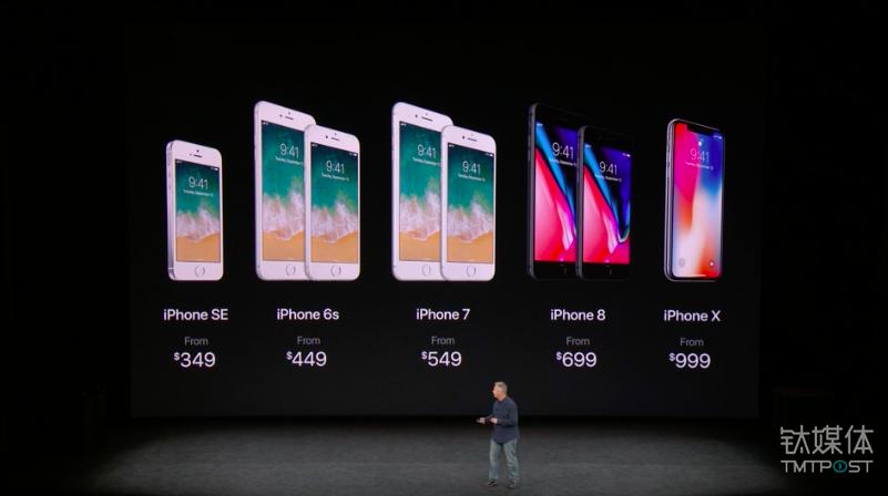苹果打破传统,用iPhone X重新定义下一代智能手机