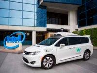 英特尔与Waymo合作,打造完全自动驾驶计算平台 | 钛快讯