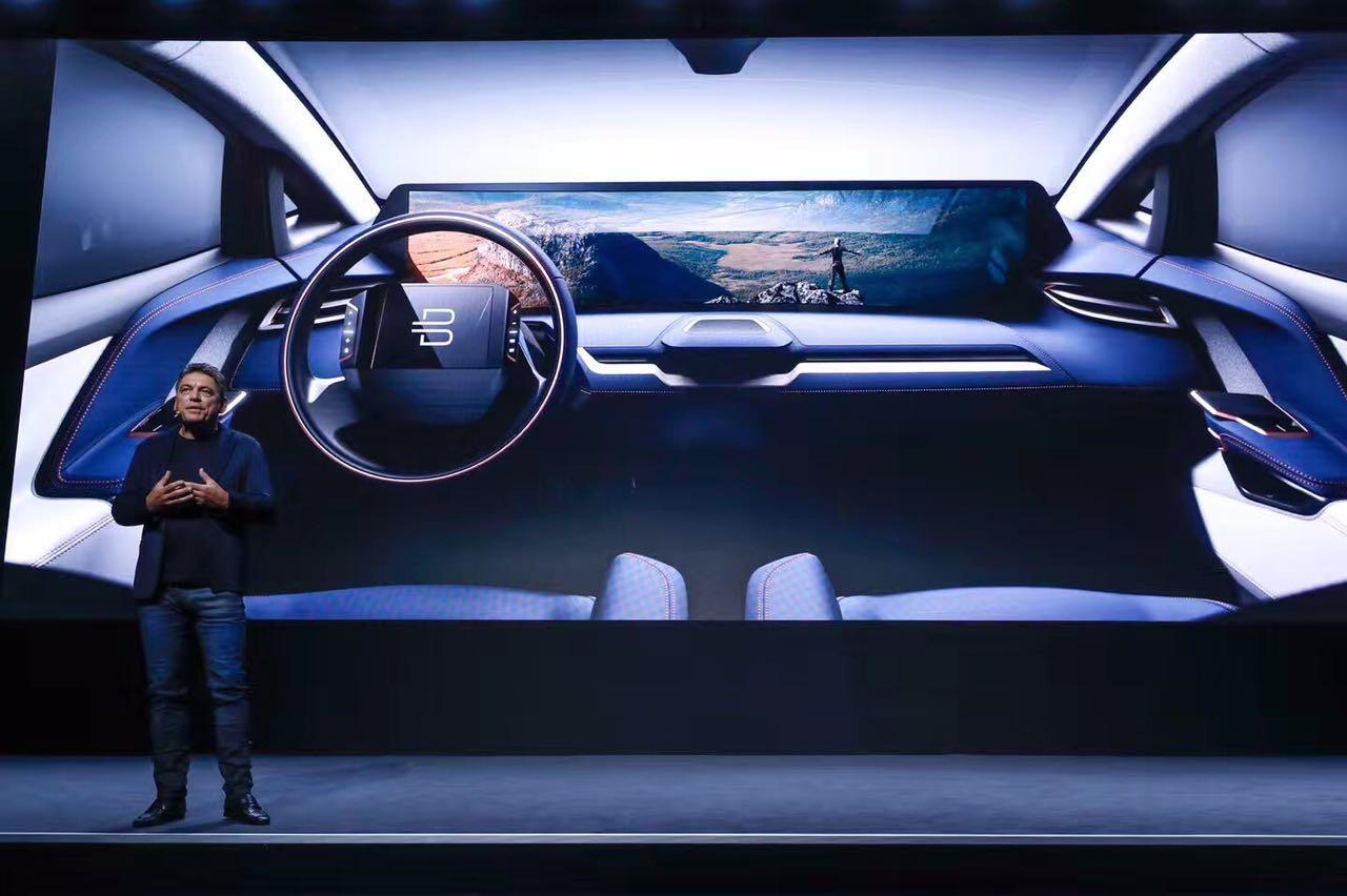 """当年造 i8 的""""老炮儿""""毕福康,如今想用传统造车经验打破电动车的盈利魔咒"""