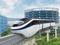 全球首条比亚迪云轨线路银川通车,全程5.67公里建成仅需4个月
