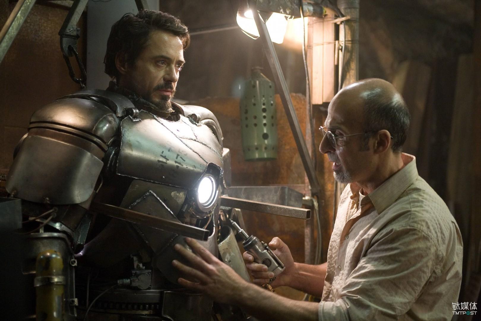漫威工作室在《钢铁侠》上的孤注一掷获得了巨大的回报