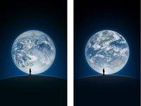 """微信6年首次""""变脸"""",启动页由NASA《蓝色弹珠》换为我国风云四号气象云图"""