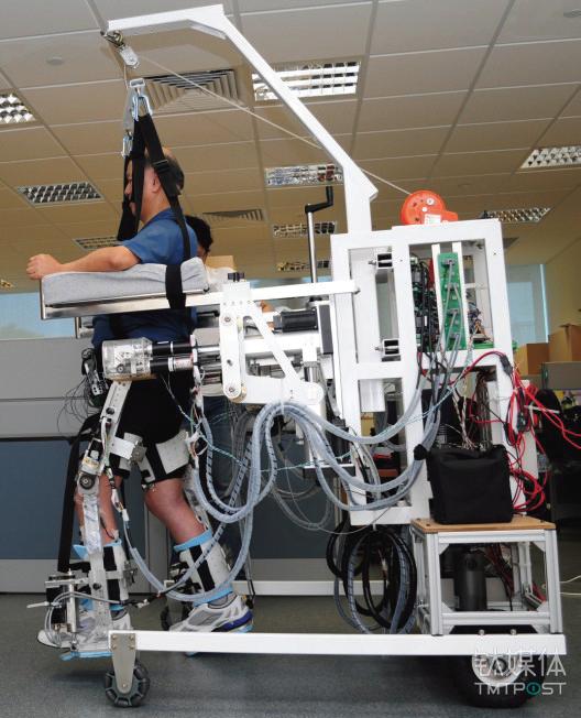 新加坡南洋理工的机器人