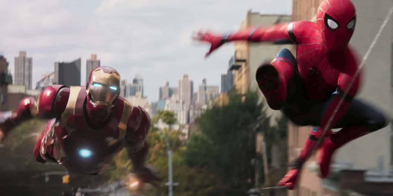 《蜘蛛侠:英雄归来》首日票房破亿,超级IP仍是高票房的灵药