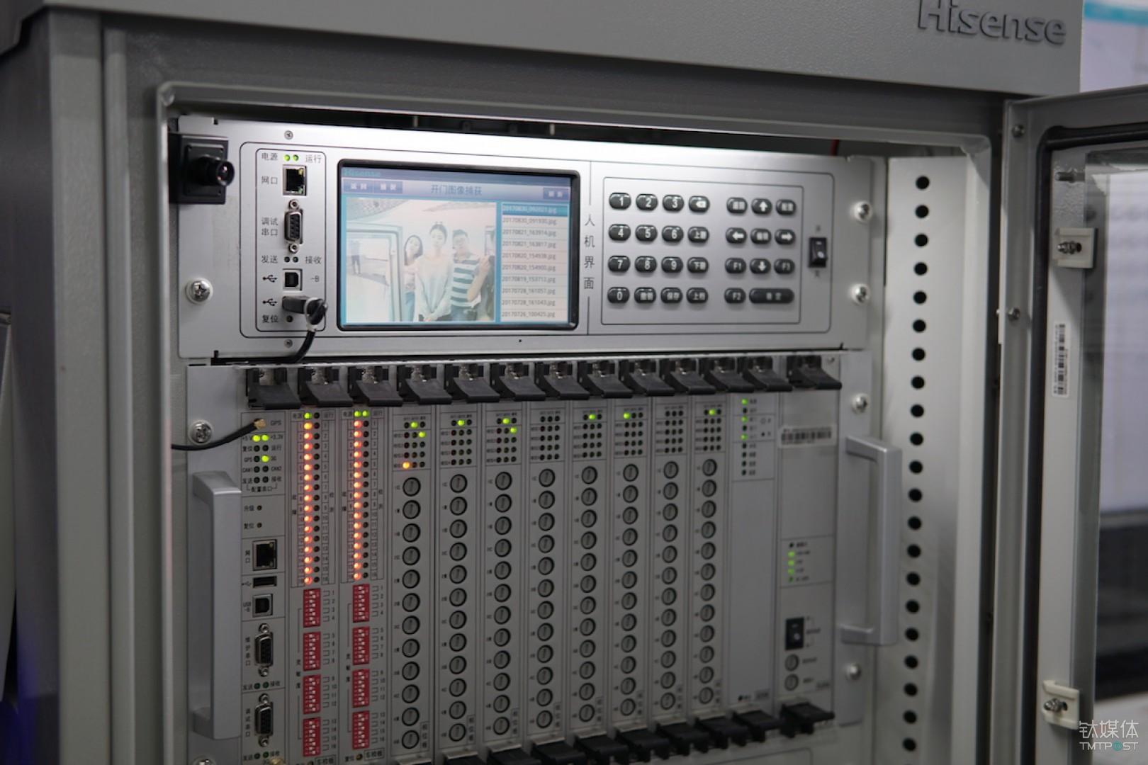 海信-信号机箱