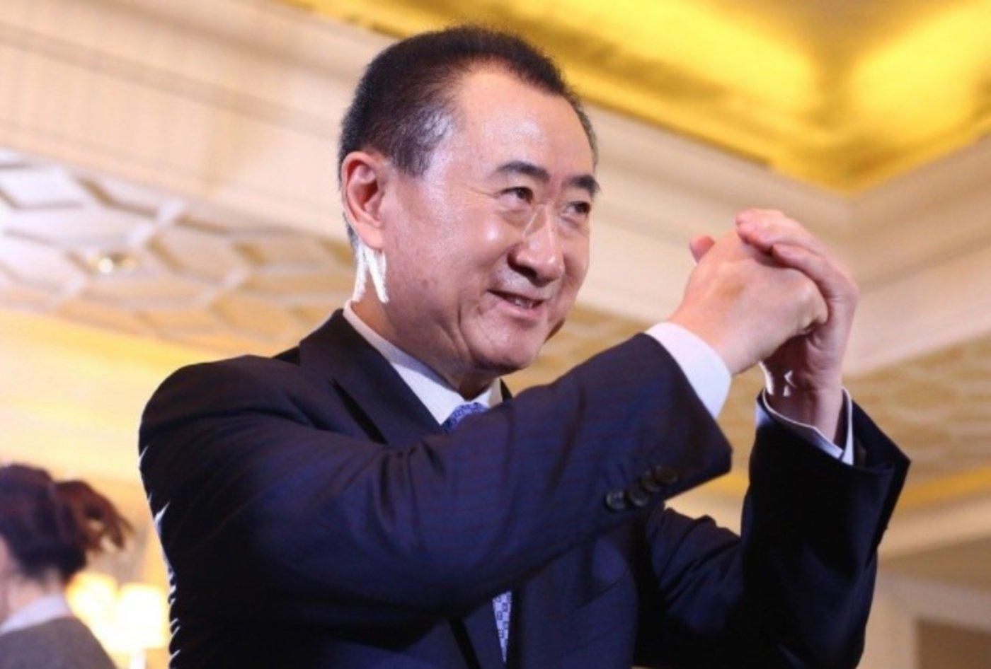 万达集团董事长 王健林