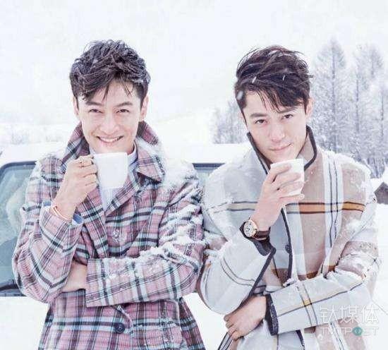 陈漫为《时尚芭莎》拍摄的2月份封面。