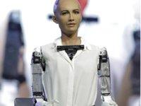 """曾在钛媒体首发的""""女性""""机器人,获得了公民身份"""