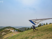 Photo Gallery 60th: Air Sports, The Blue Temptation