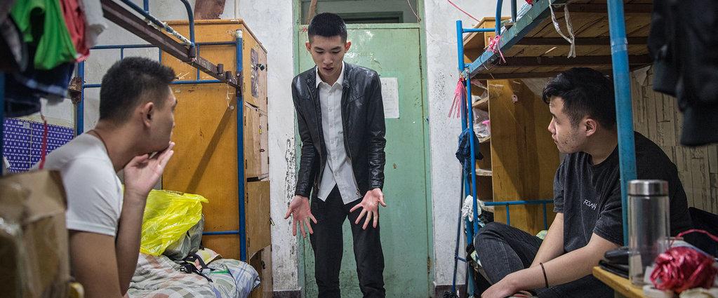 我想当演员:男护士的快手段子手之路丨ca88亚洲城娱乐《在线》
