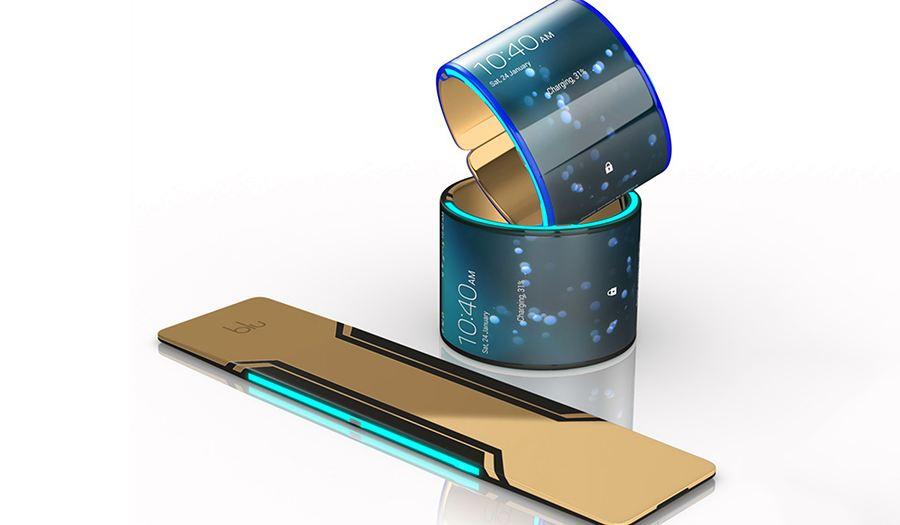 京东方量产的柔性屏是什么,真能让手机可折叠吗?