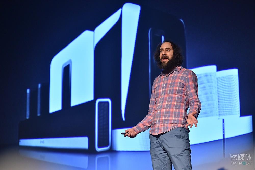 Sonos平台战略总监迈克尔·帕皮什(Michael Papish)