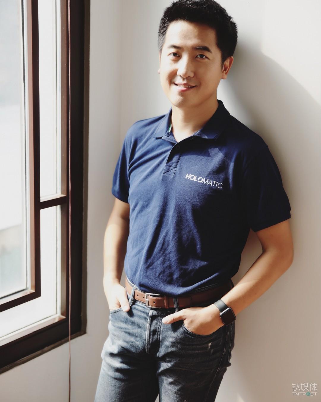 禾多科技创始人倪凯