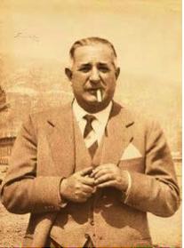 家族企业创始人Mario Buccellati(1891-1965)