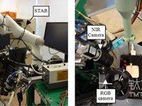 证明外科机器人的临床能力,先从缝合两段猪大肠开始 | 日日黑科技