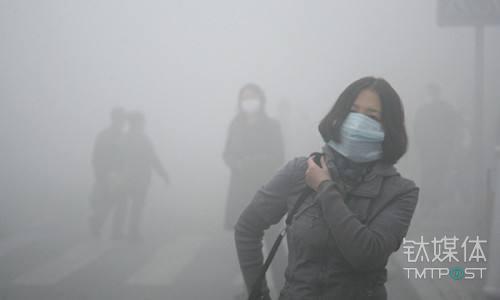 国民对雾霾天已经习以为常