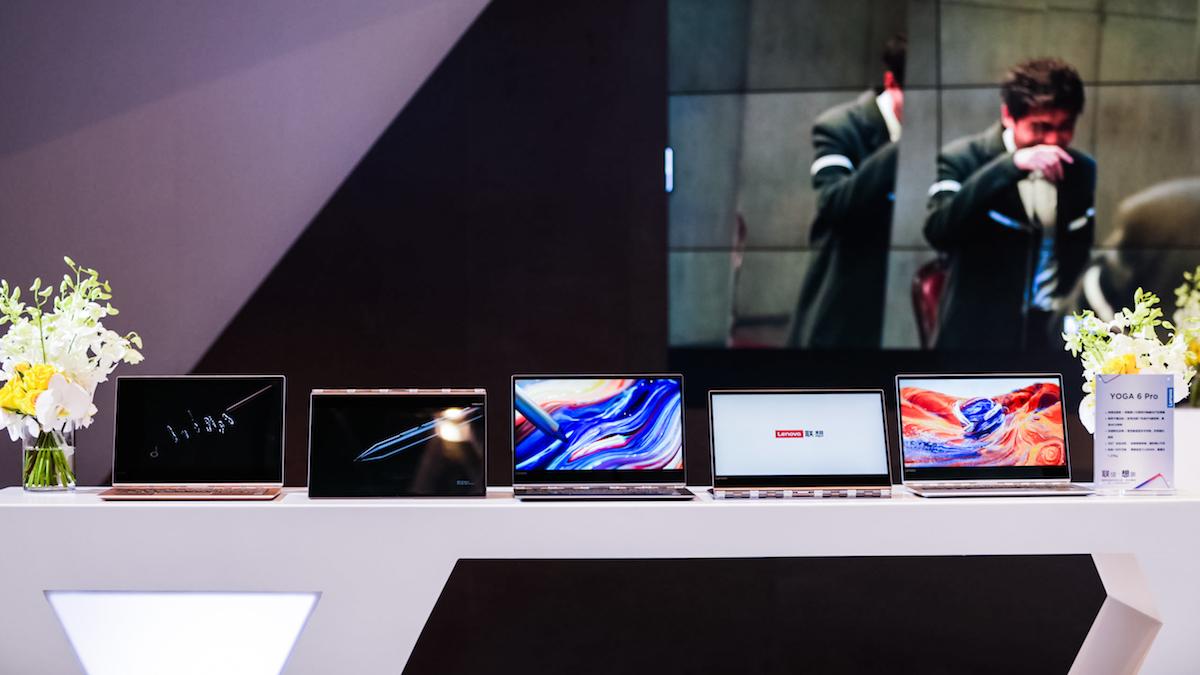 联想新品 YOGA 6 Pro 系列产品