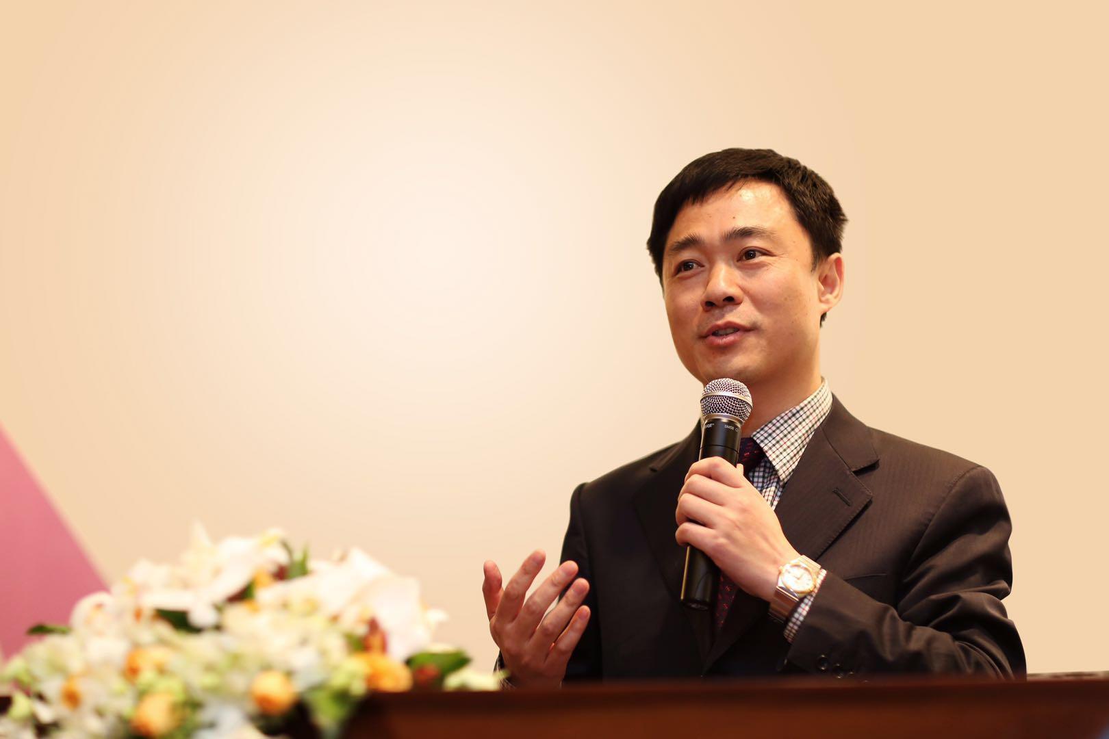 农信互联总裁薛素文
