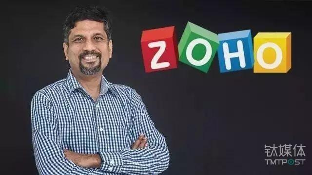 ZOHO CEO