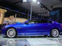 国产捷豹XEL全球首秀,年底上市将对标奔驰C级和宝马3系 | 钛快讯