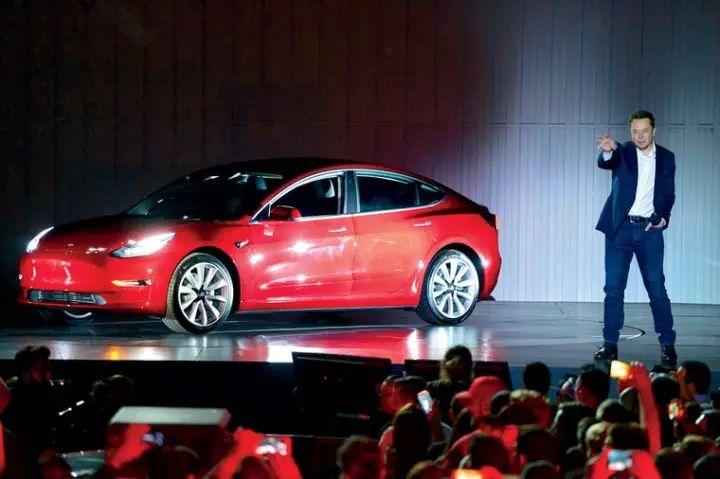 Musk 与特斯拉 Model 3