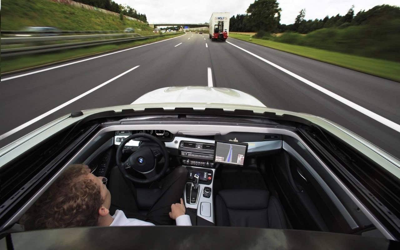 无人驾驶路测