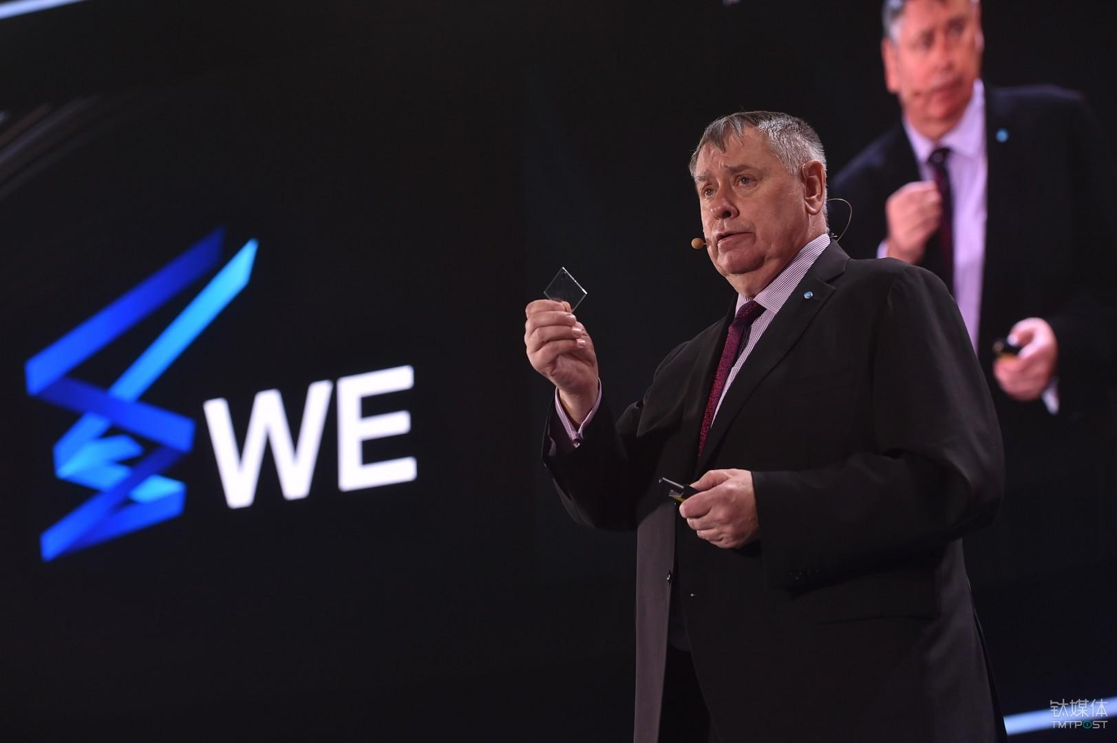 突破摄星执行董事、前NASA艾姆斯研究中心主任 Pete Worden