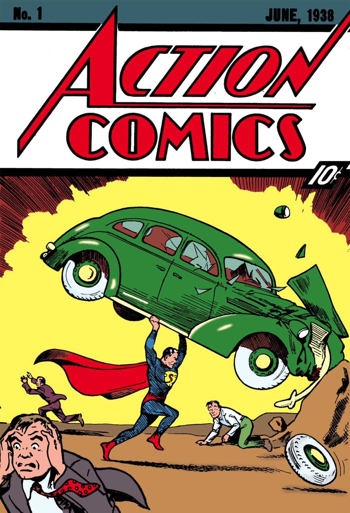 """从漫画到大银幕:""""超级英雄们""""的前世今生"""